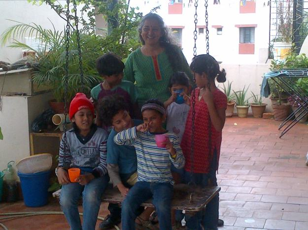 The Happy Group Photo!