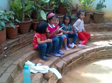 A group share